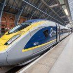 Zakelijke treinboekingen Eurostar groeien explosief