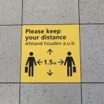 Nieuwe protocollen in de reisbranche: 'Je kunt geen rolstoel duwen op afstand'
