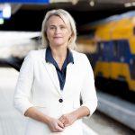 Marjan Rintel benoemd tot nieuwe president-directeur NS