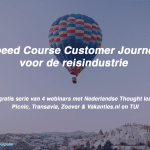 Customer journey optimaliseren met gratis speed course