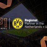 P1 Travel eerste officiële ticketpartner van Borussia Dortmund